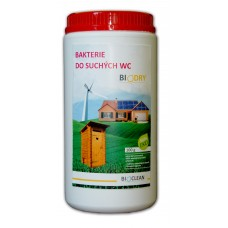 Bakterie do suchých WC - Biodry 1kg