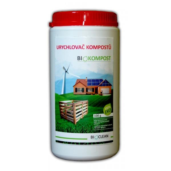 Urychlovač kompostů - Biokompost 1kg