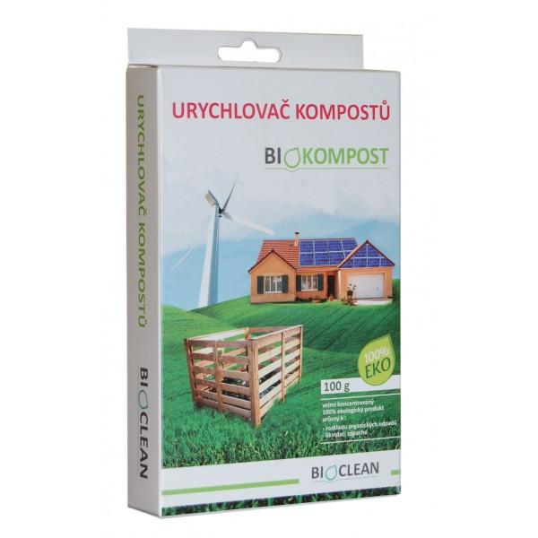 Urychlovač kompostů - Biokompost 100g