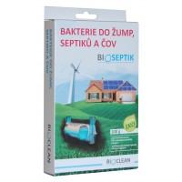 Bakterie do žump, septiků a ČOV - Bioseptik