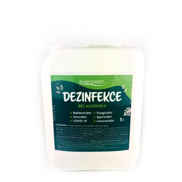 Eko dezinfekce Evergreen 5l